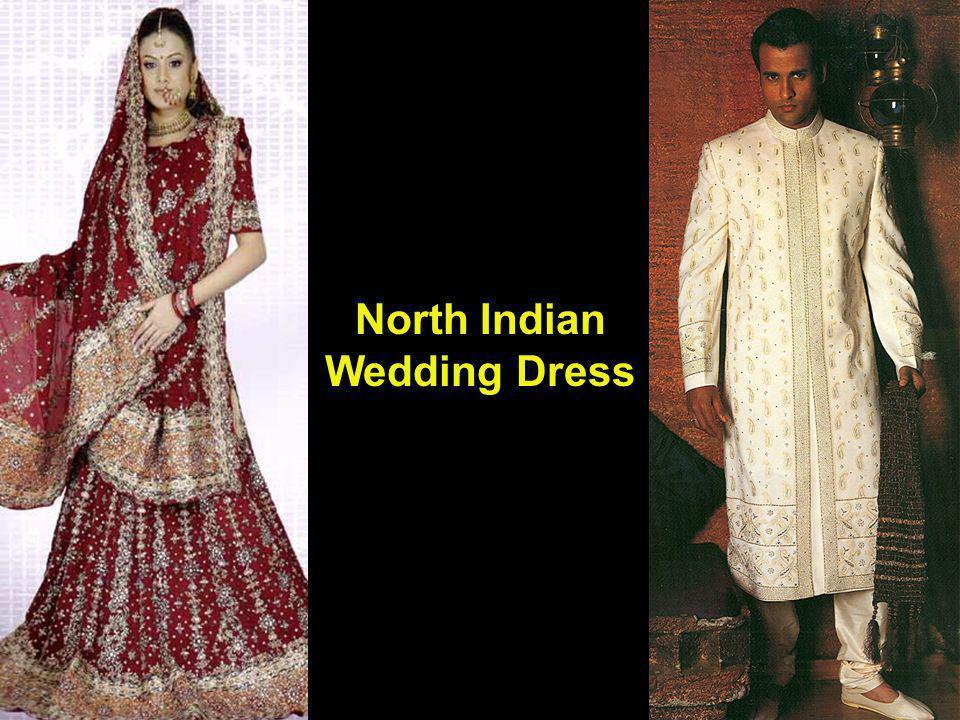 North Indian Wedding Dress