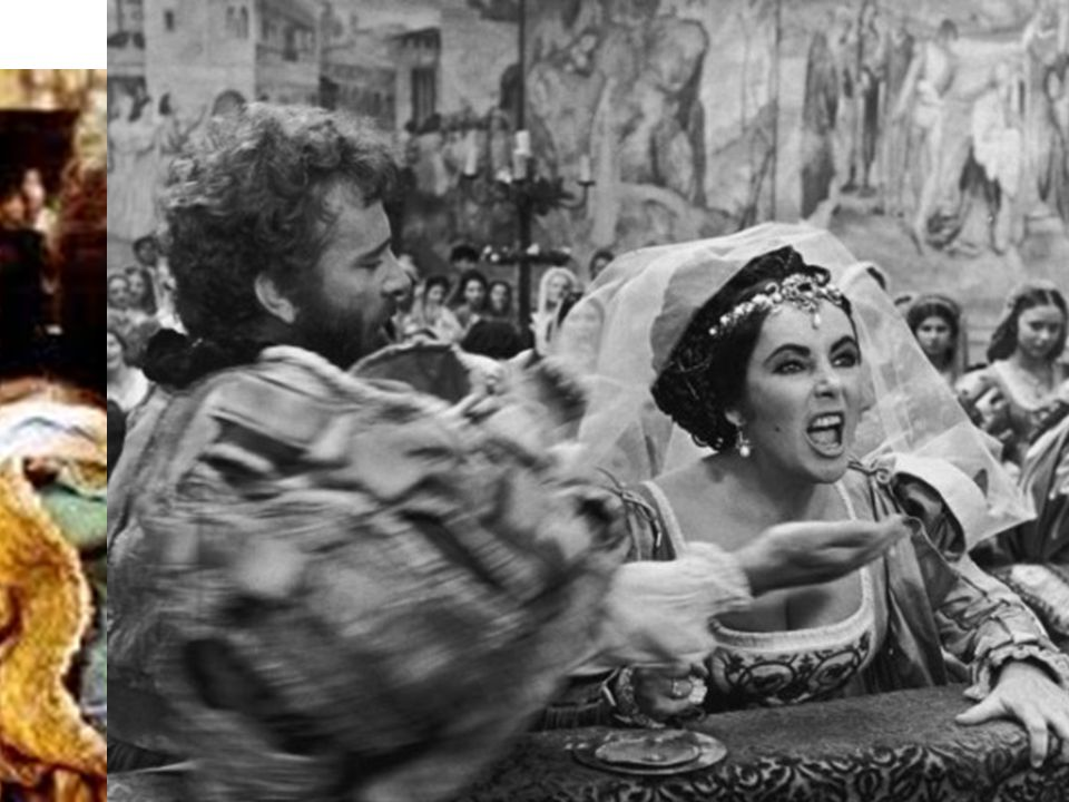Katharina and Petruchio– a marriage made in heaven