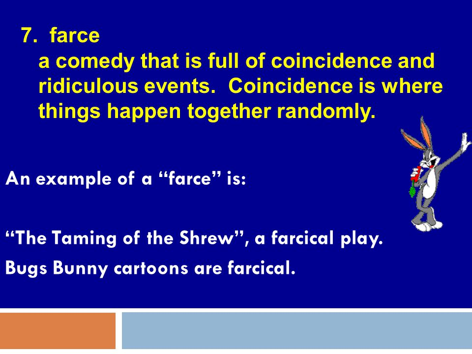 The taming of the shrew william shakespeare ppt download for Farcical comedy plays