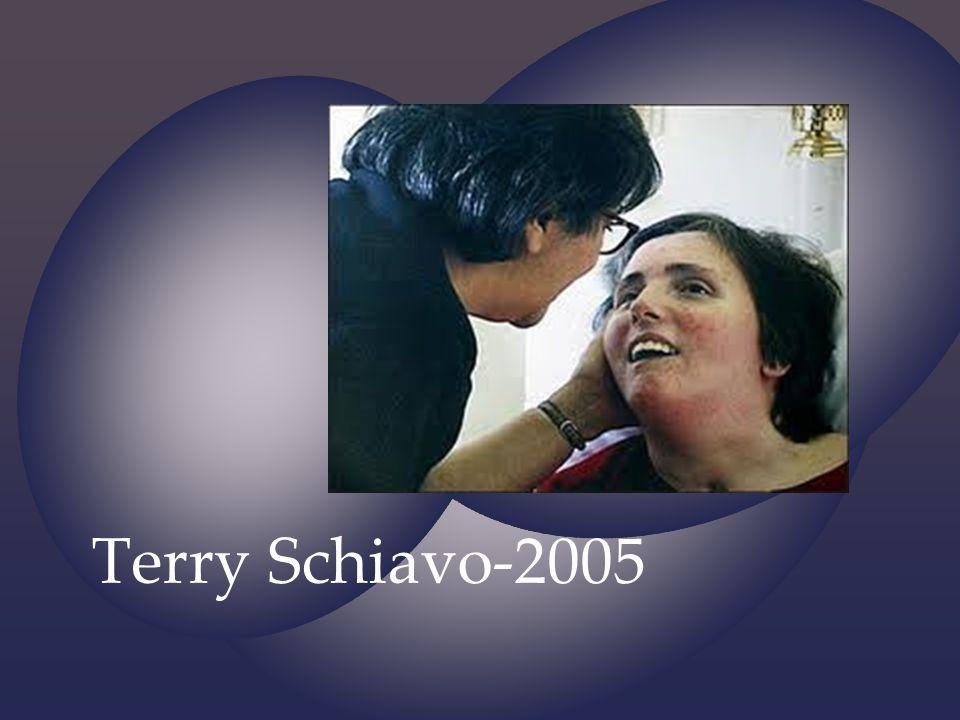 Terry Schiavo-2005
