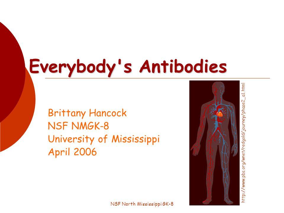 Everybody s Antibodies