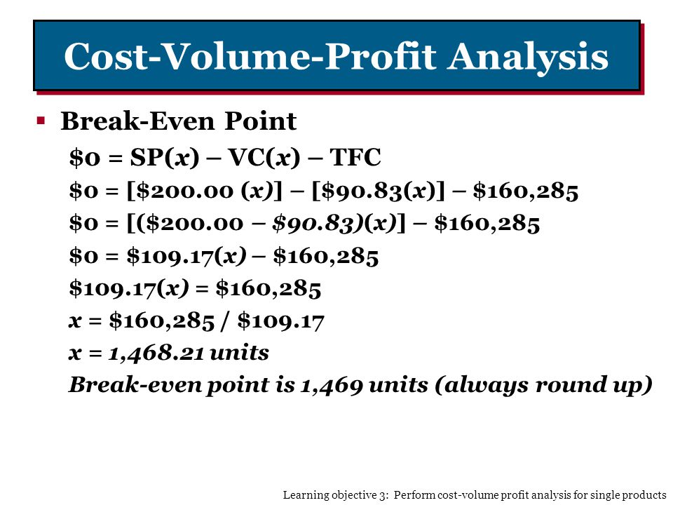 3 36 cvp analysis and price changes Acc 310 week 3 9-19 critical analysis and discussion question to earn a monthly operating profit of $90,000 after taxes 3-36 cvp analysis and price changes.