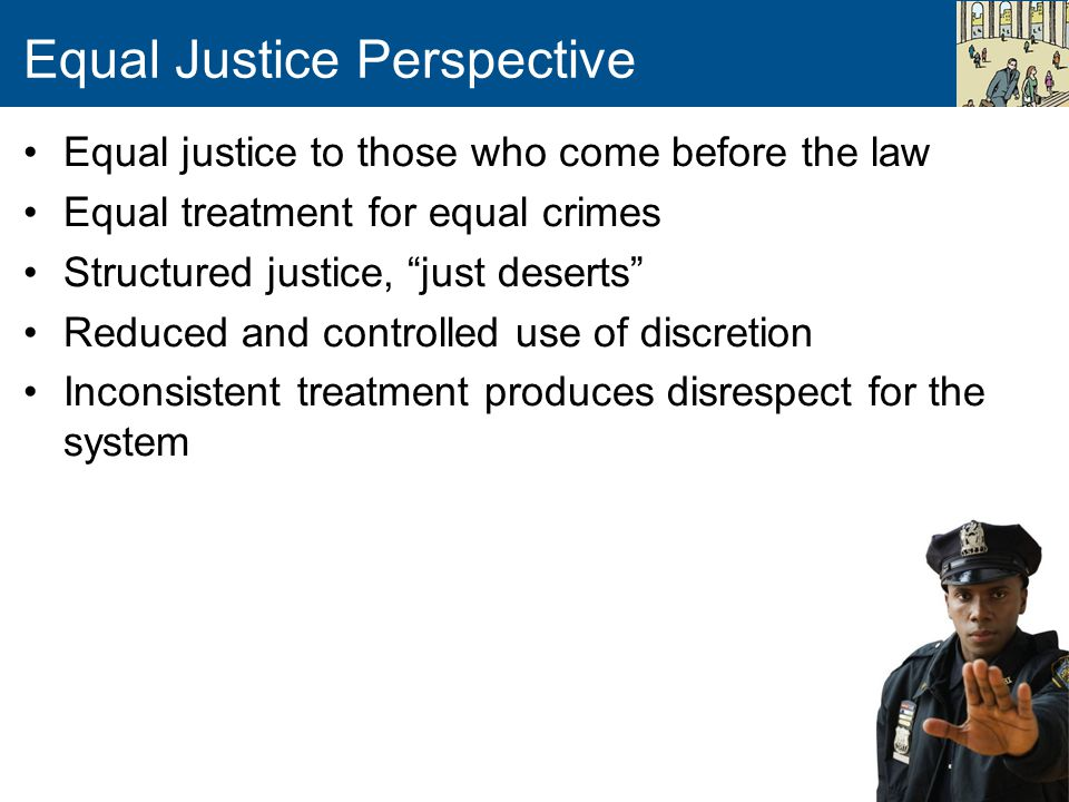 Equal Justice Perspective