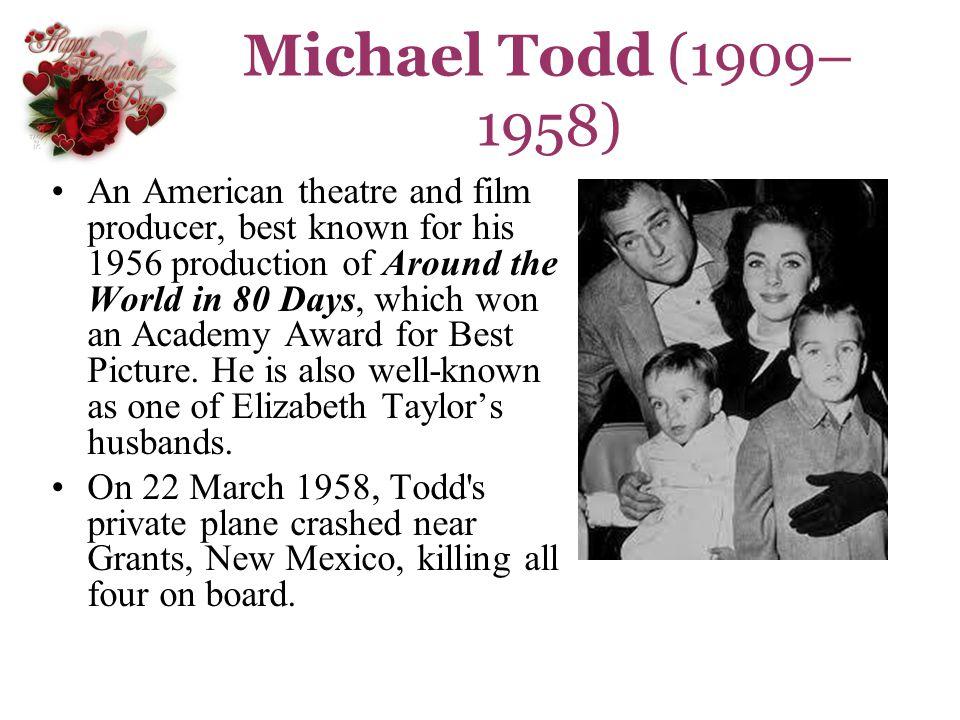 Michael Todd (1909–1958)