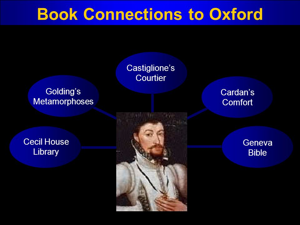Book Connections to Oxford