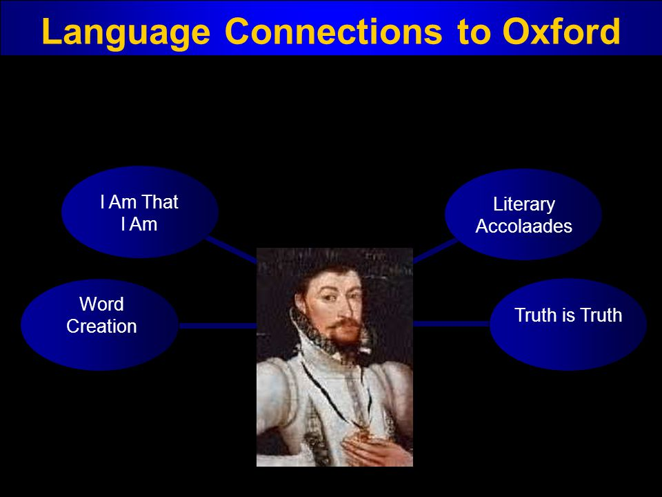 Language Connections to Oxford