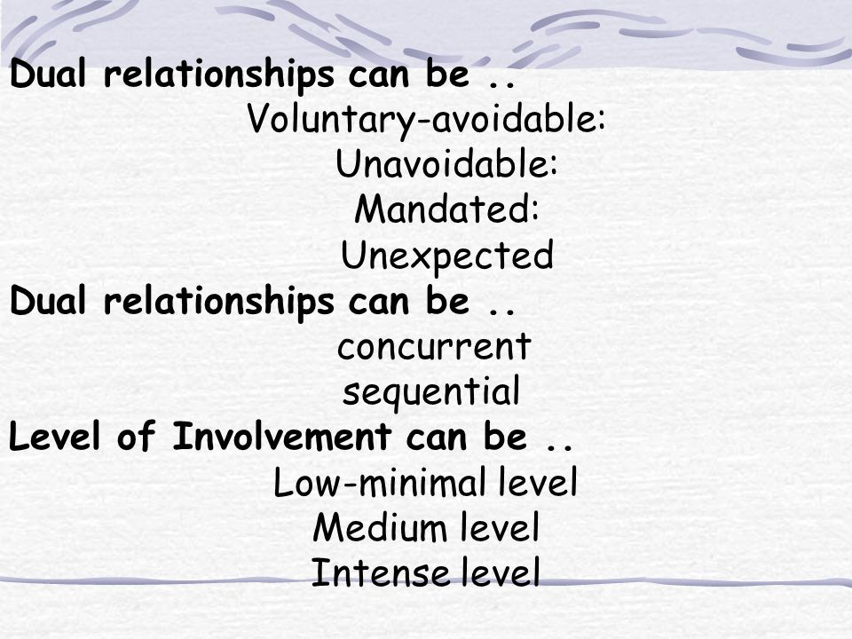 Voluntary-avoidable: