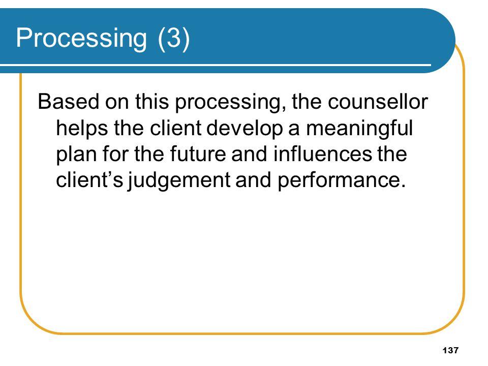 Processing (3)