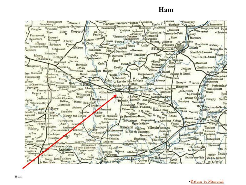 Ham Ham Return to Memorial