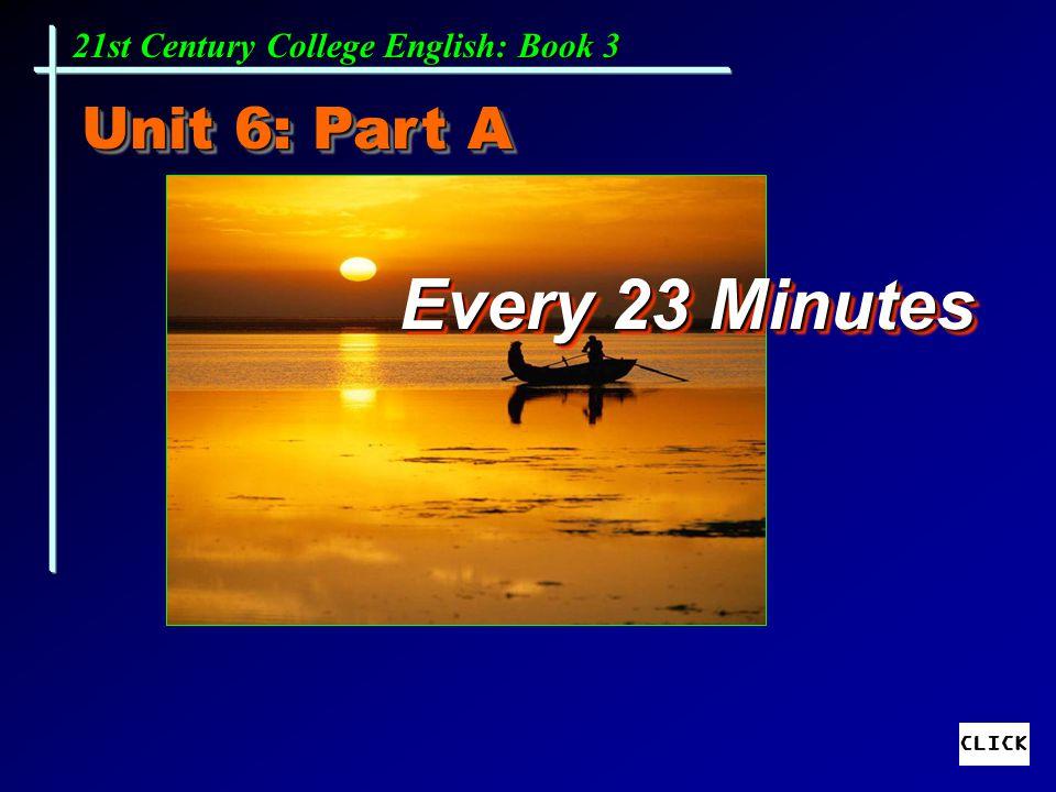 21st Century College English: Book 3