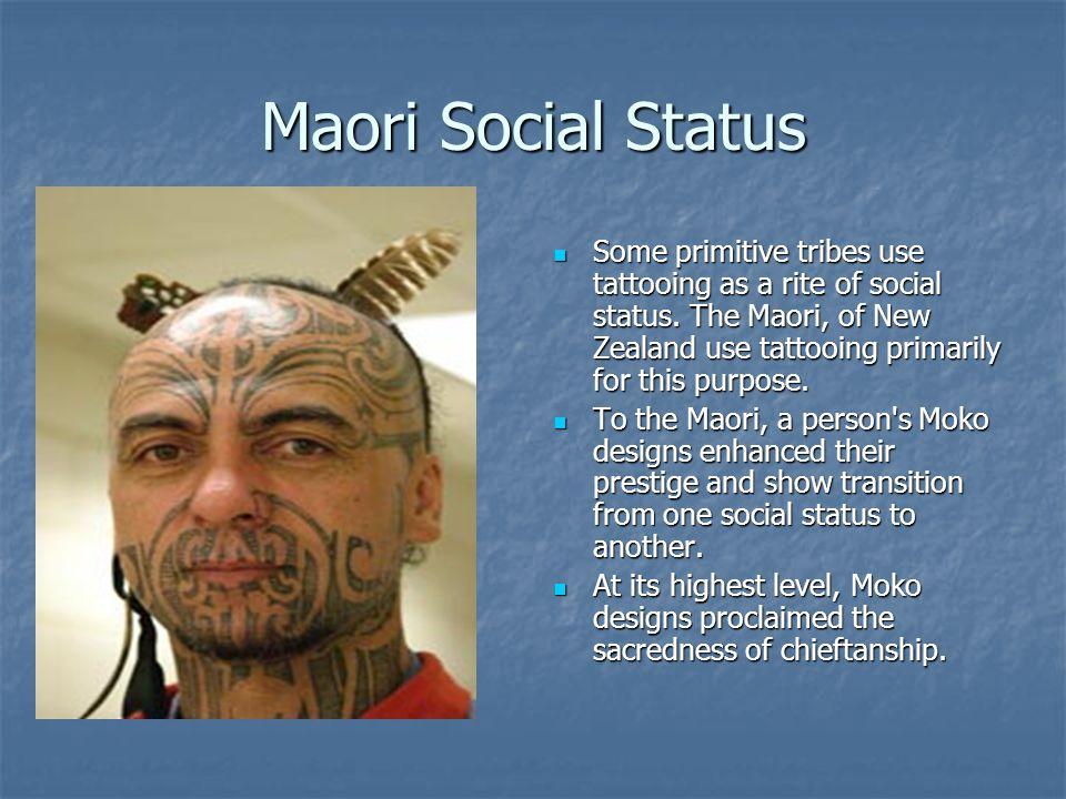 Maori Social Status
