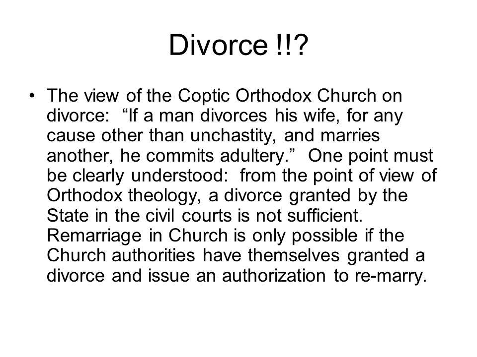 Divorce !!