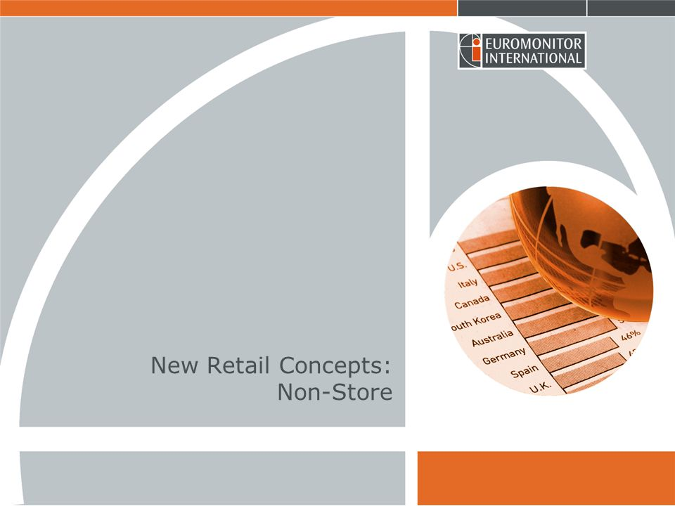 New Retail Concepts: Non-Store