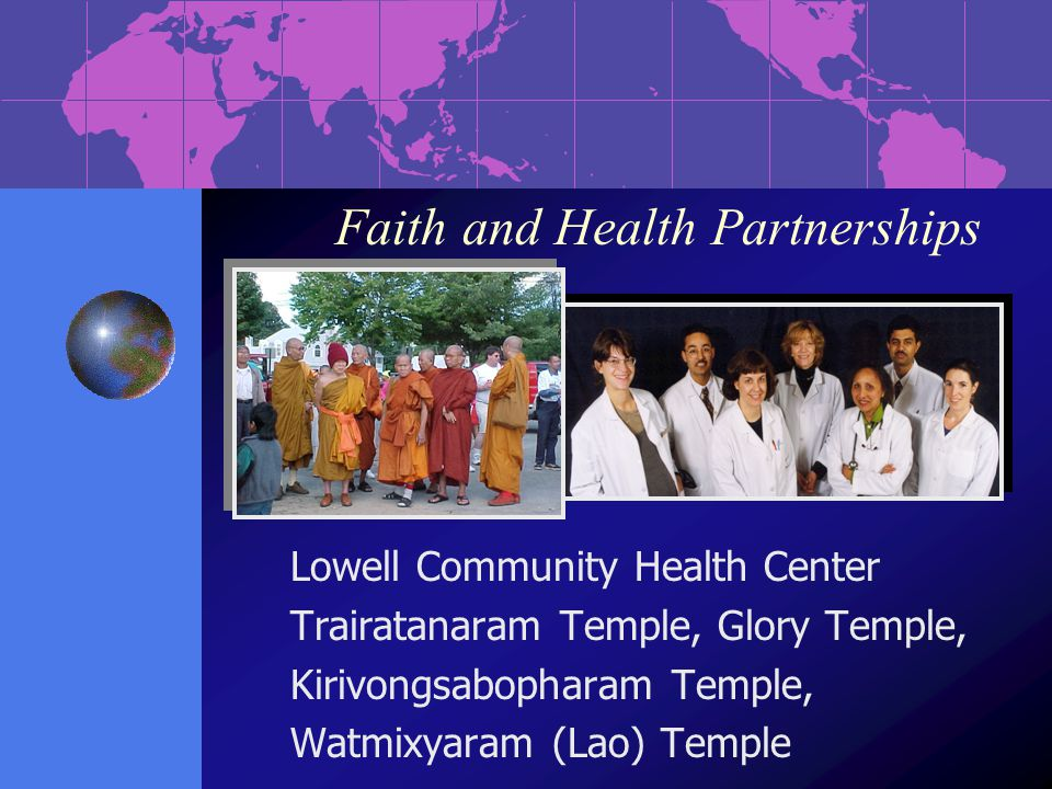 Faith and Health Partnerships