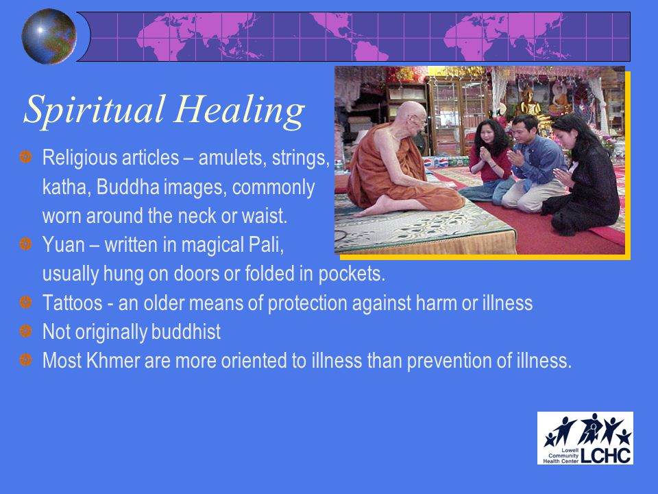 Spiritual Healing Religious articles – amulets, strings,