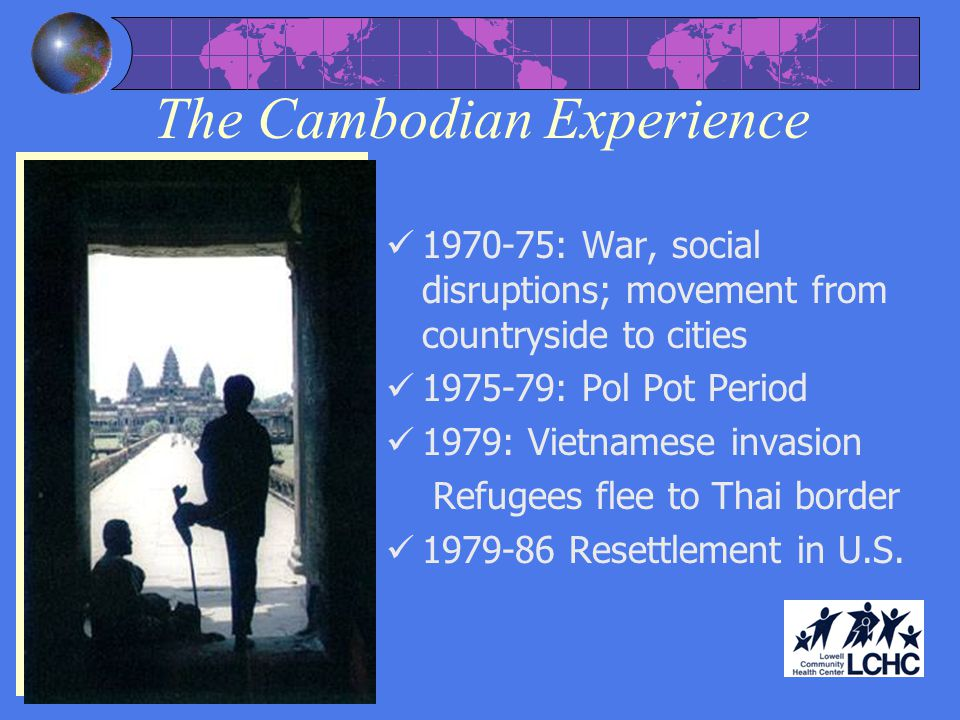 The Cambodian Experience
