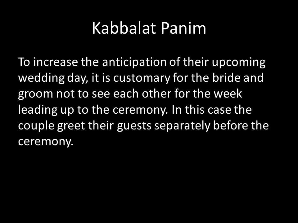 Kabbalat Panim