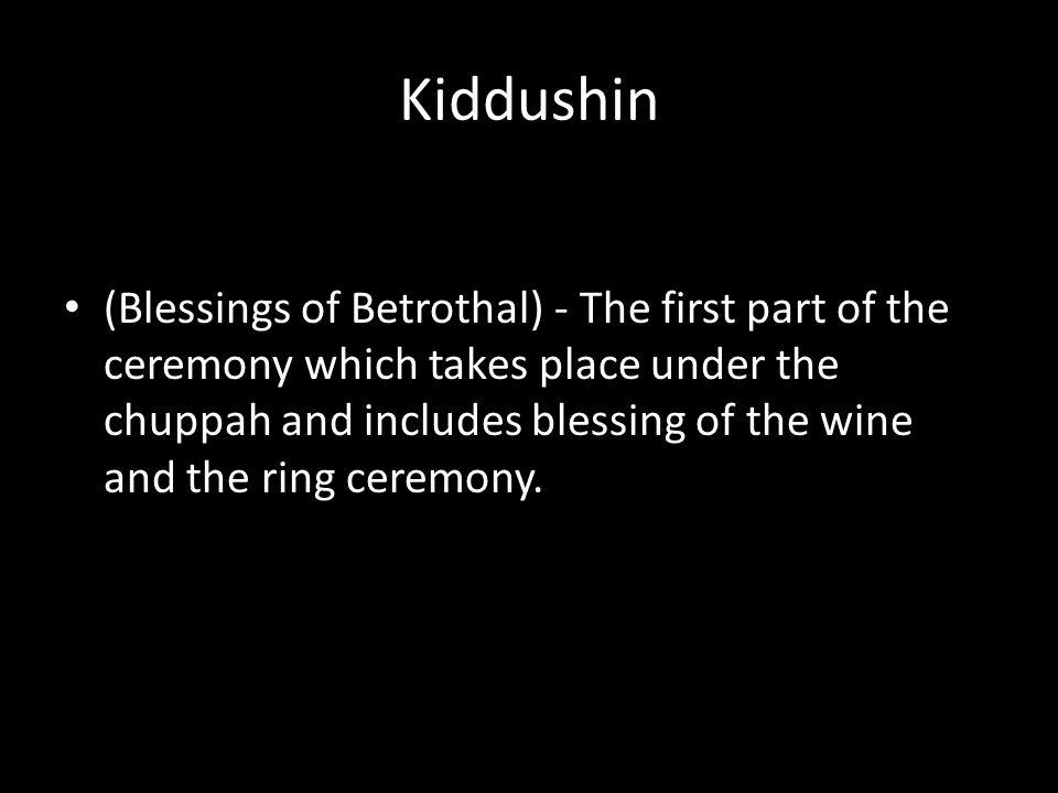 Kiddushin