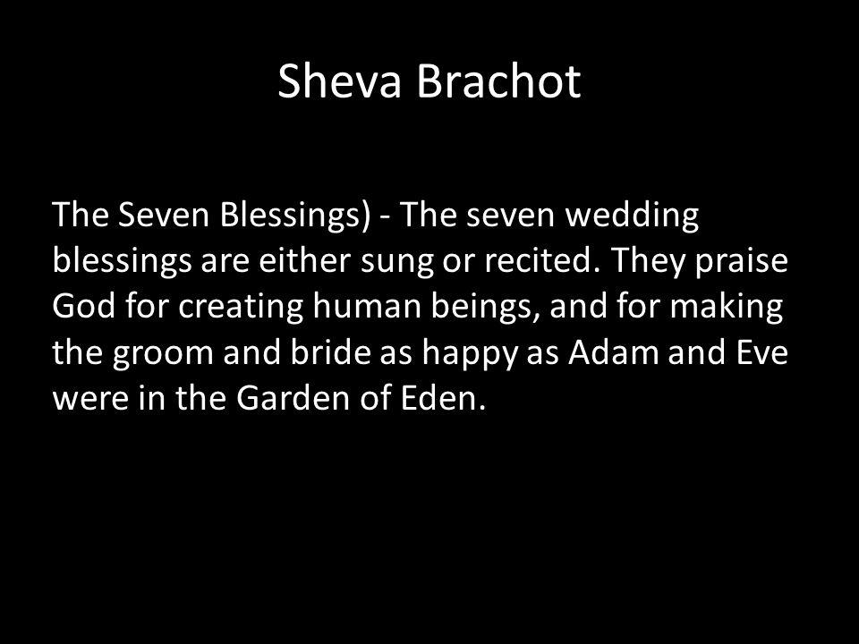 Sheva Brachot