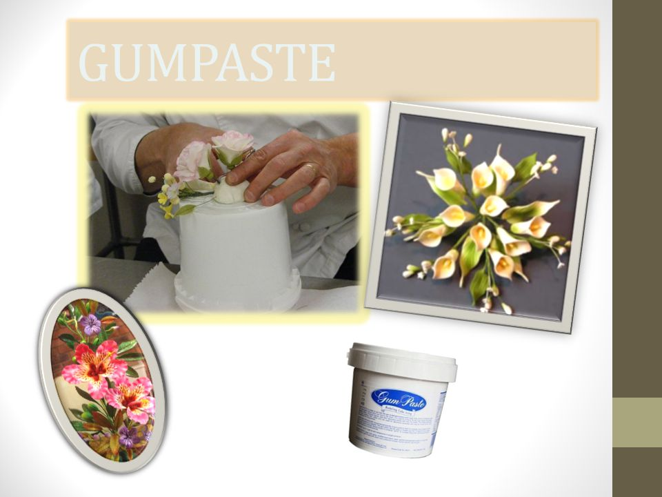 GUMPASTE