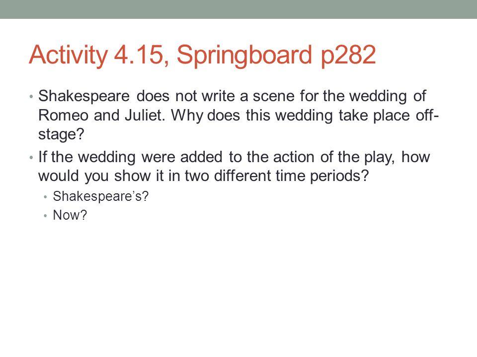 Activity 4.15, Springboard p282
