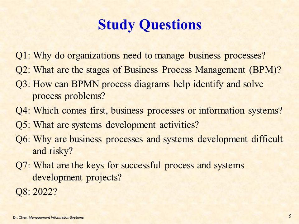Study Questions