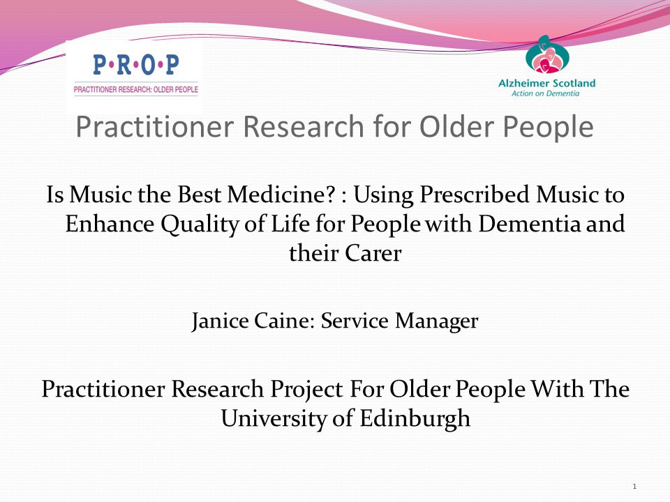 Practitioner Research for Older People