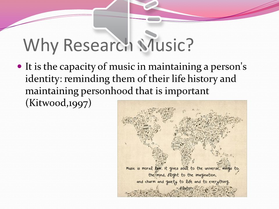 Why Research Music