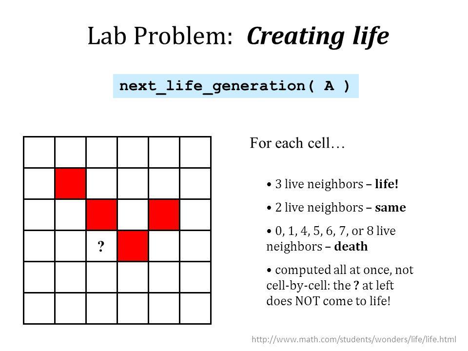 next_life_generation( A )