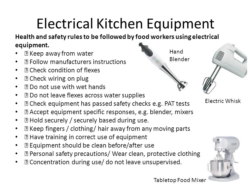 Electrical Kitchen Equipment