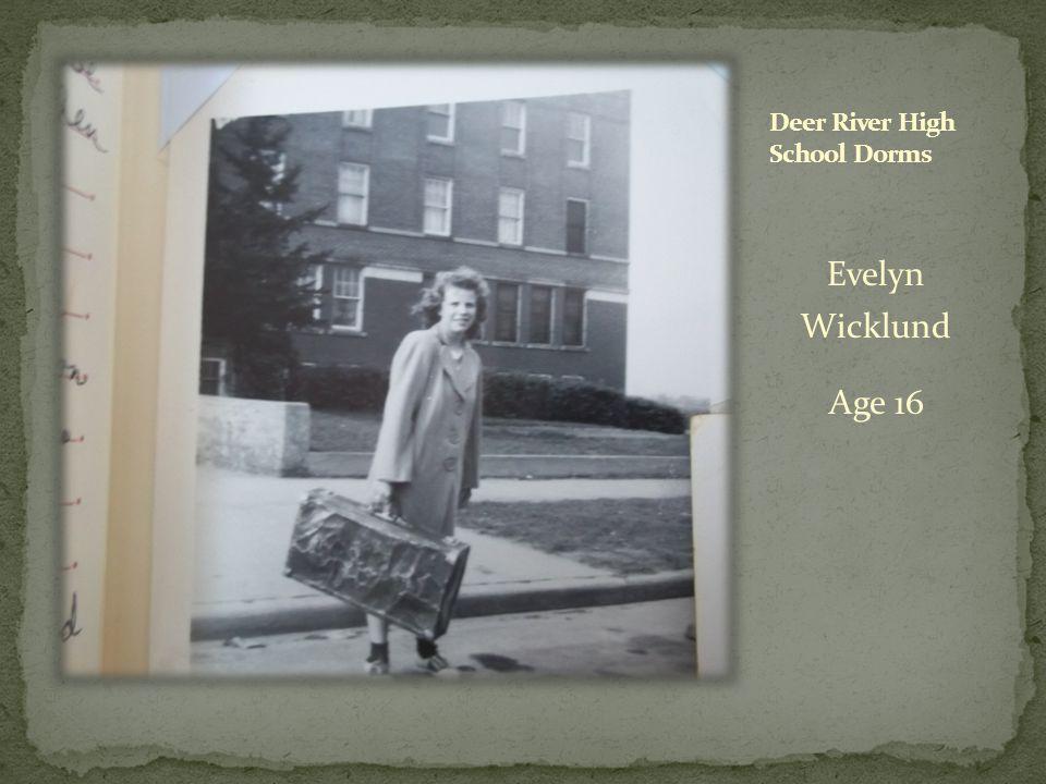 Deer River High School Dorms