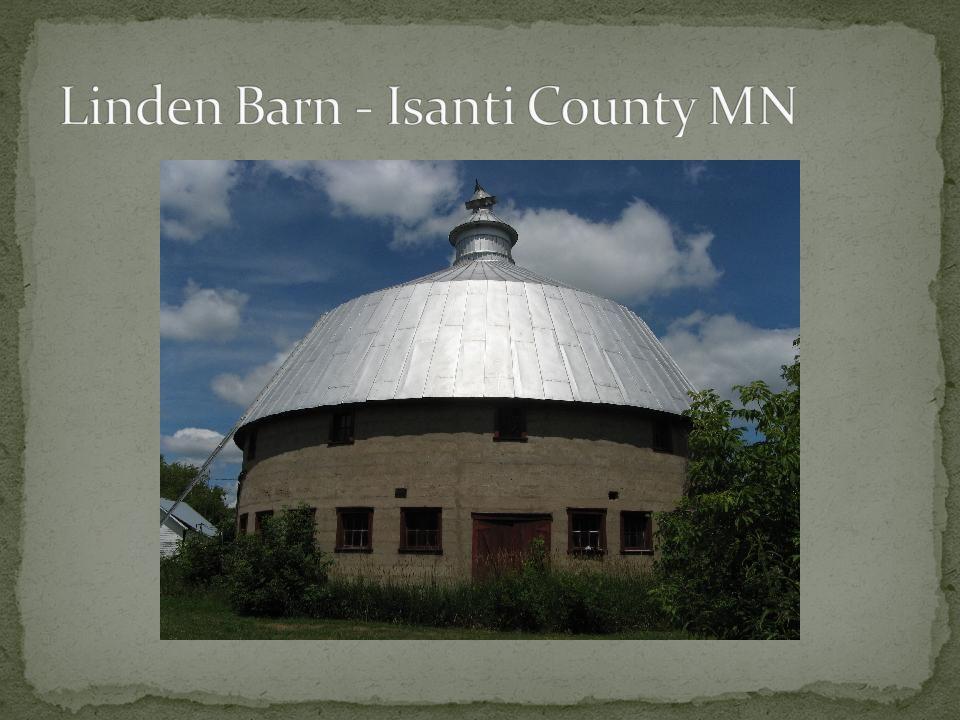 Linden Barn - Isanti County MN