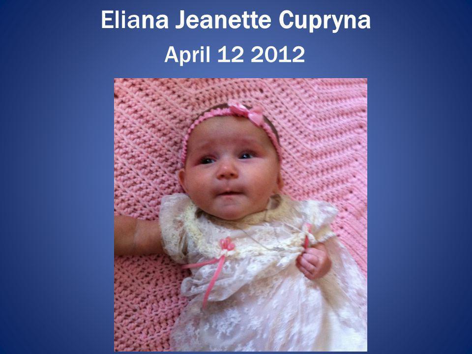 Eliana Jeanette Cupryna