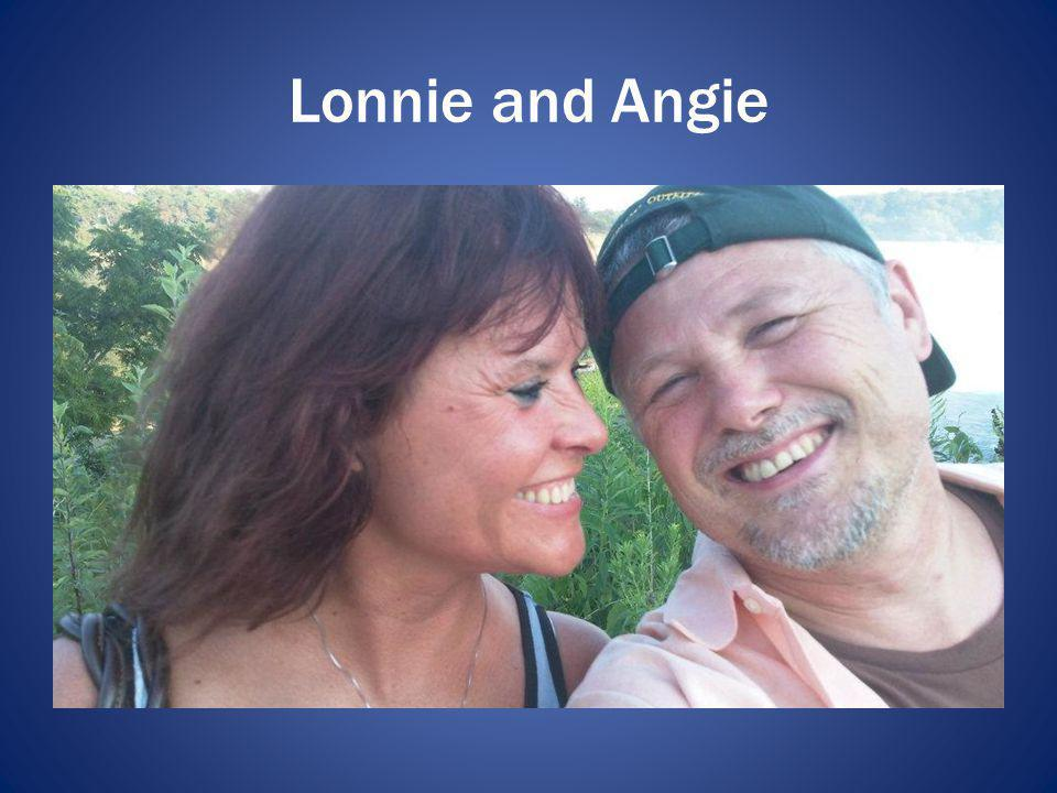 Lonnie and Angie