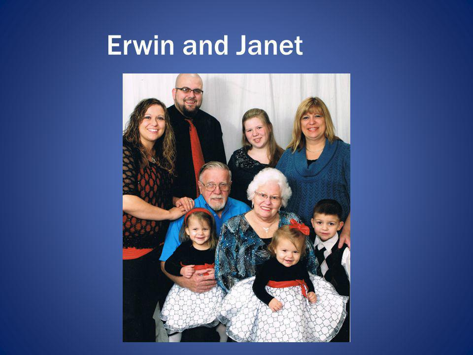 Erwin and Janet