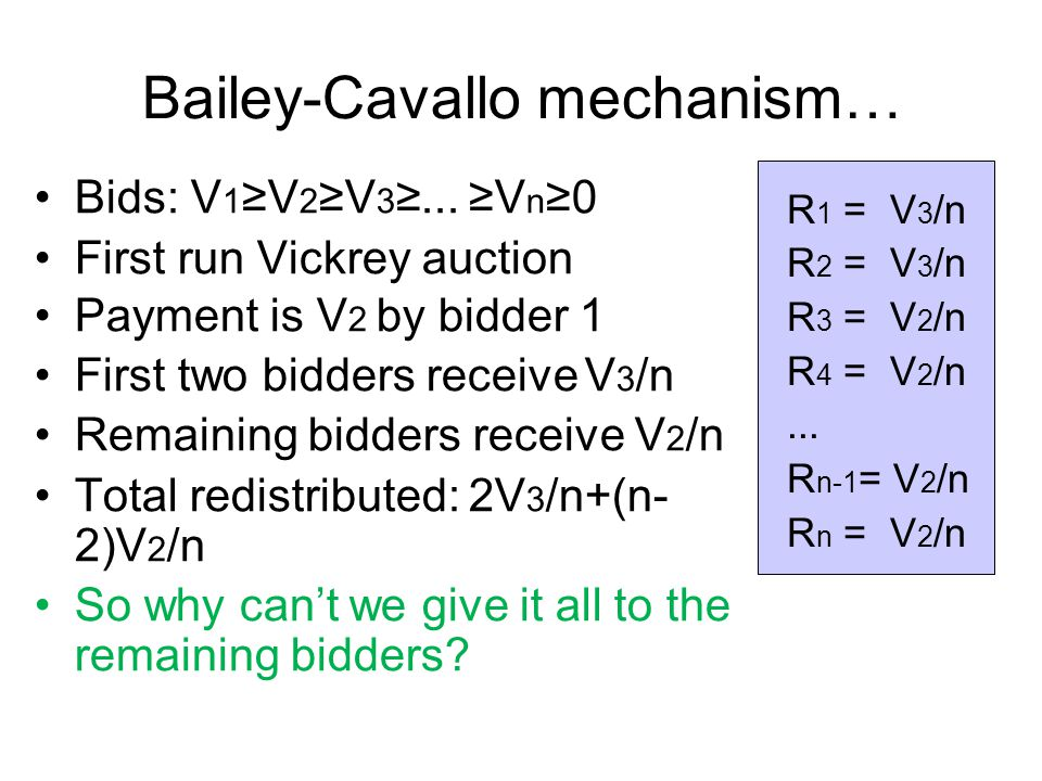 Bailey-Cavallo mechanism…