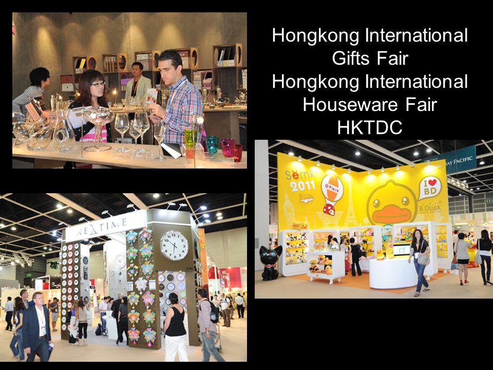 Hongkong International Gifts Fair