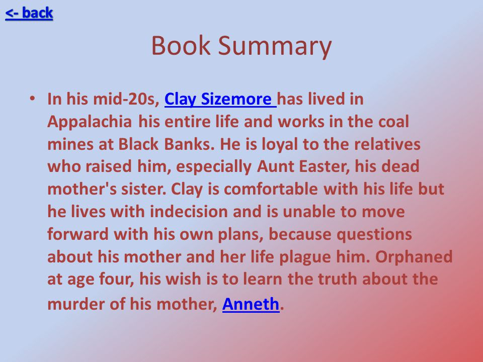 <- back Book Summary.