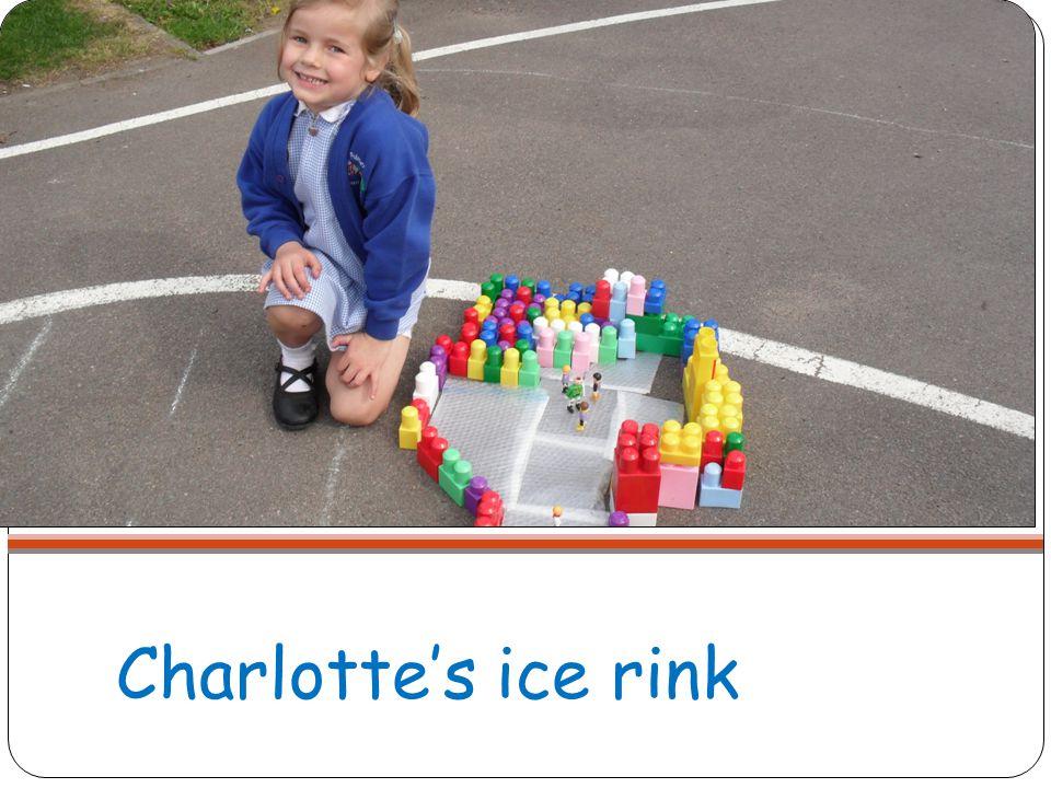 Charlotte's ice rink