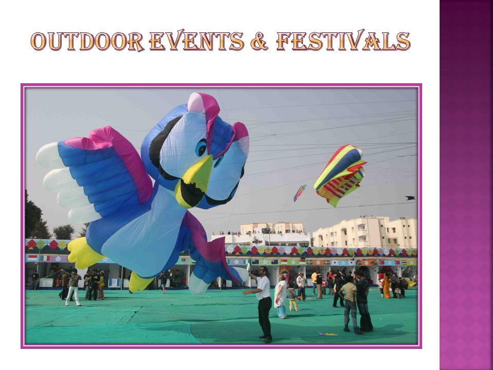 Outdoor Events & Festivals