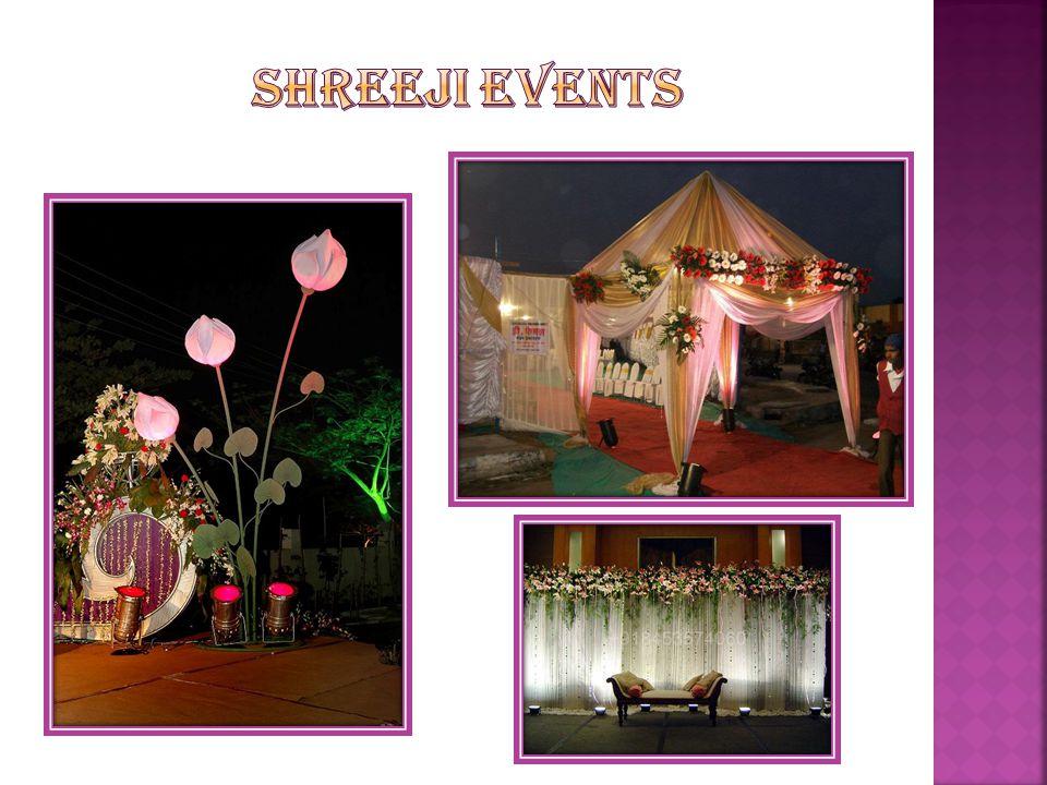SHREEJI EVENTS