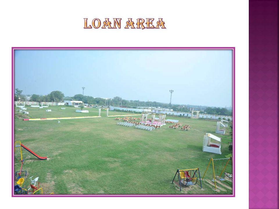Loan area