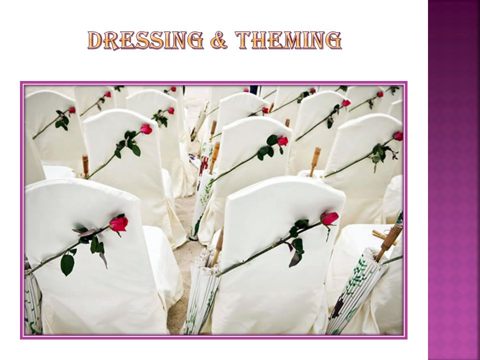 Dressing & Theming