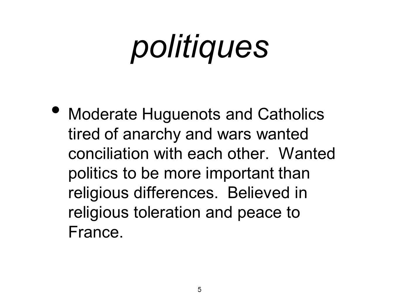 politiques