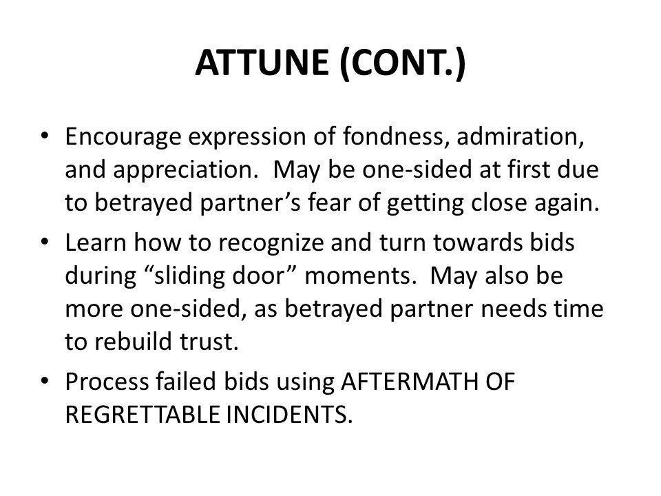 ATTUNE (CONT.)