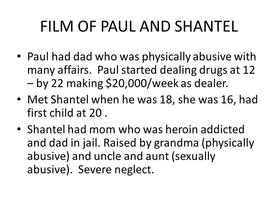 FILM OF PAUL AND SHANTEL