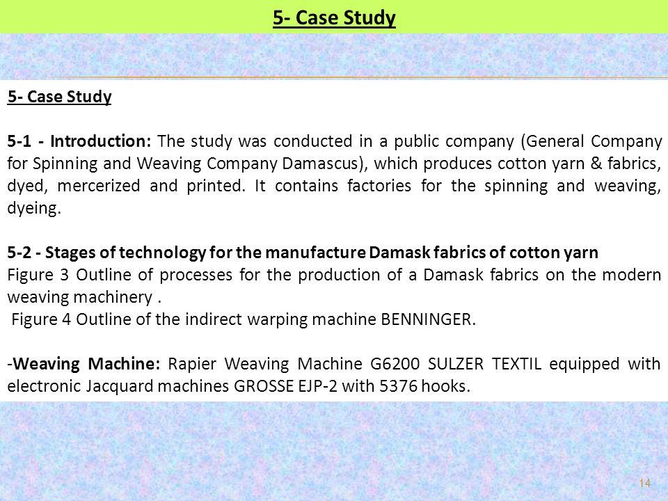 5- Case Study 5- Case Study