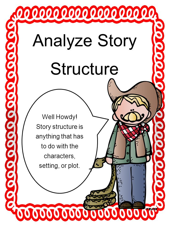 Analyze Story Structure