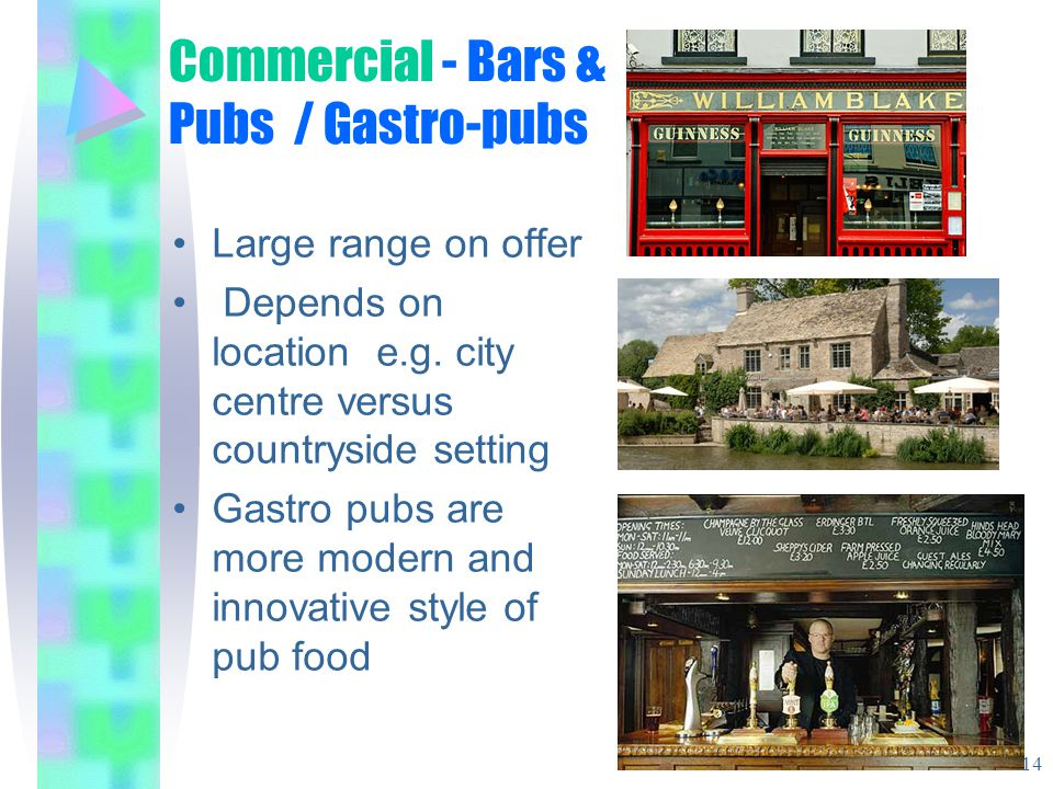 Commercial - Bars & Pubs / Gastro-pubs