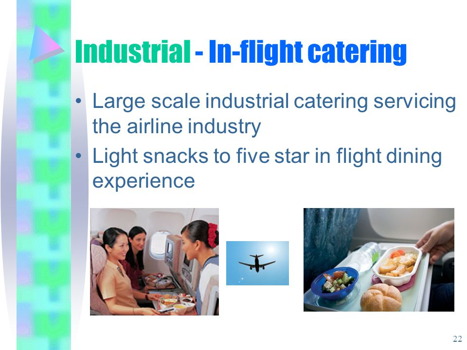 Industrial - In-flight catering